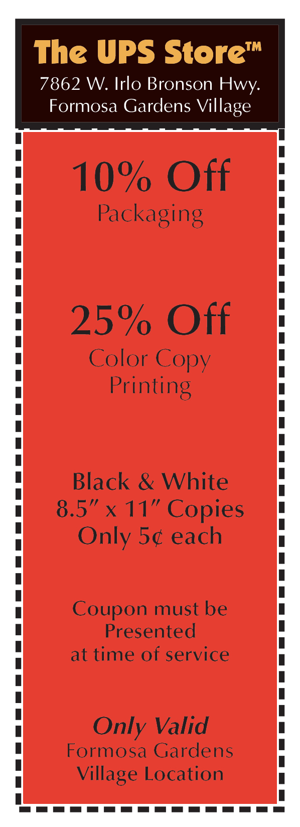 The garden village blackburn discount coupons